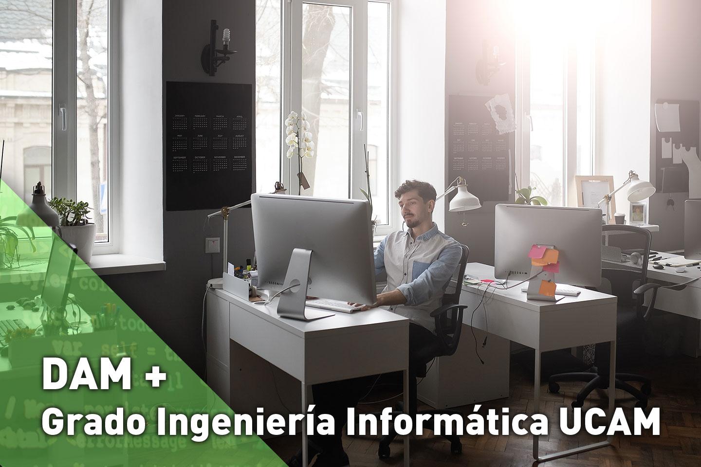 FP Técnico Superior DAW + Grado Ingeniería Informática