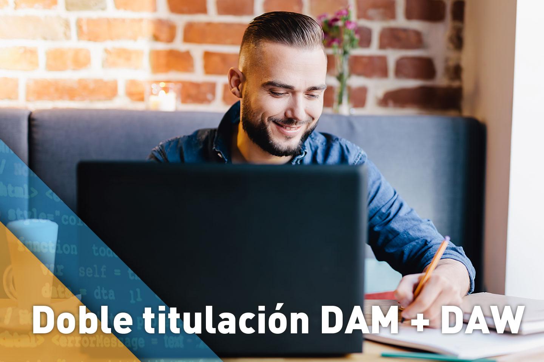 FP Técnico Superior DAW+DAM