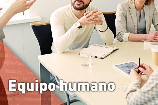 Equipo humano de IG Formación
